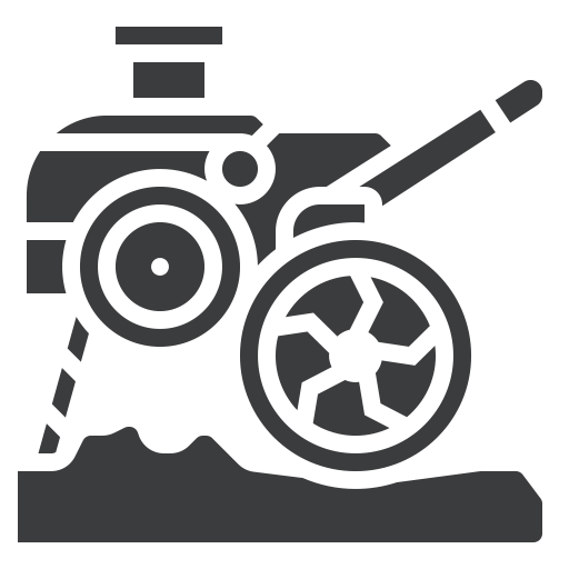 rotavator repair and servicing icon
